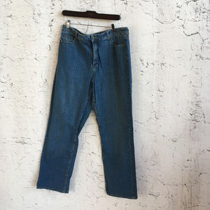 COLDWATER CREEK CLASSIC CREEK SIZE 16 JEANS